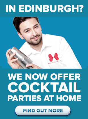 Book a Cocktail Party in Edinburgh