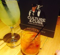 Cocktail Bar Review: Culture and Cure, Bath