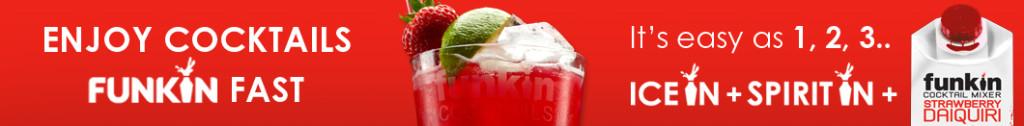 Funkin Strawberry Daiquiri