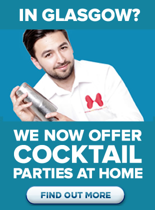 Book a Cocktail Party in Glasgow