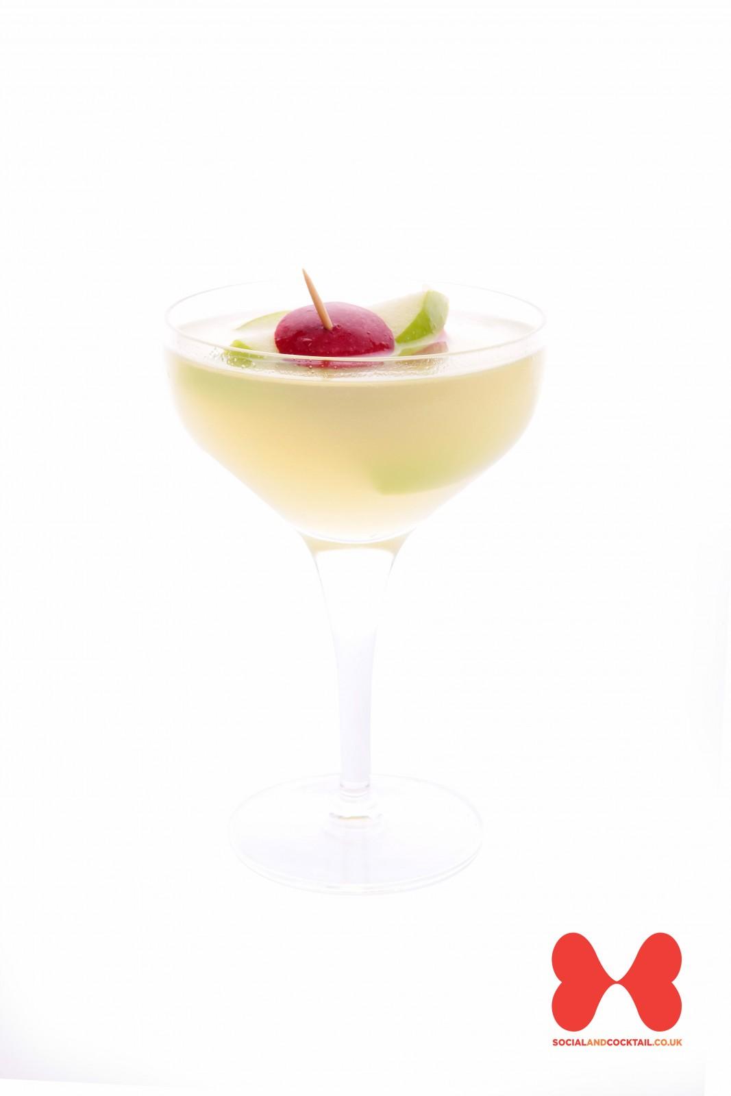 Apple Schnapps & Vodka Cocktails