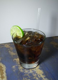 Black Russian Cocktails
