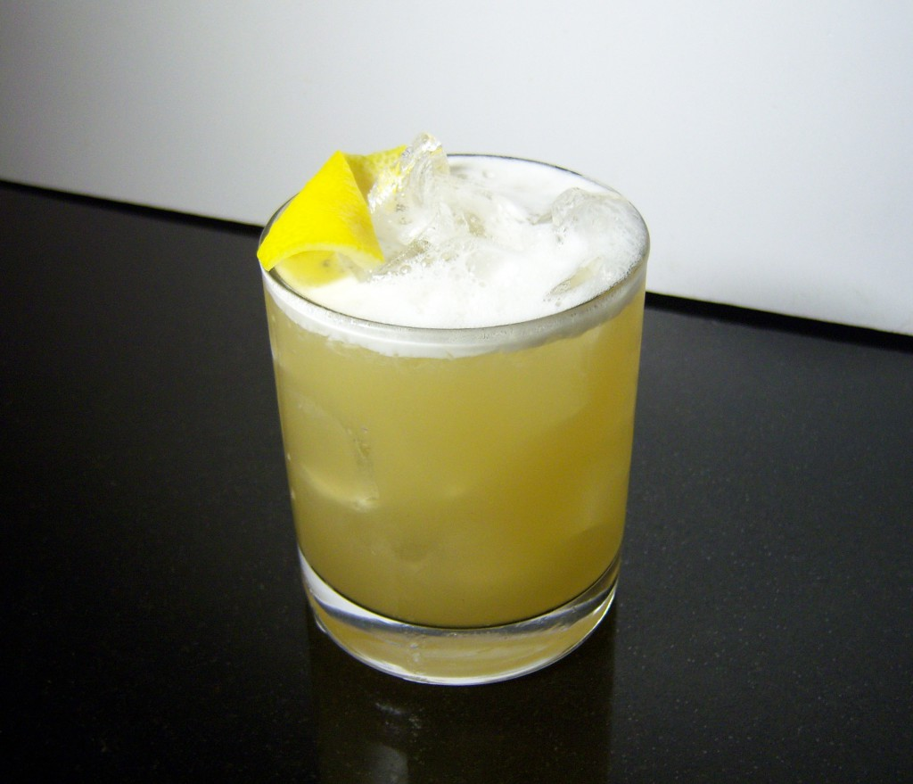 Boston Sour