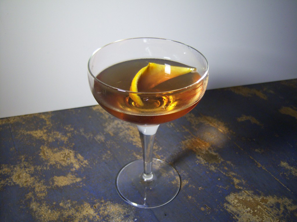 El Presidente cocktail