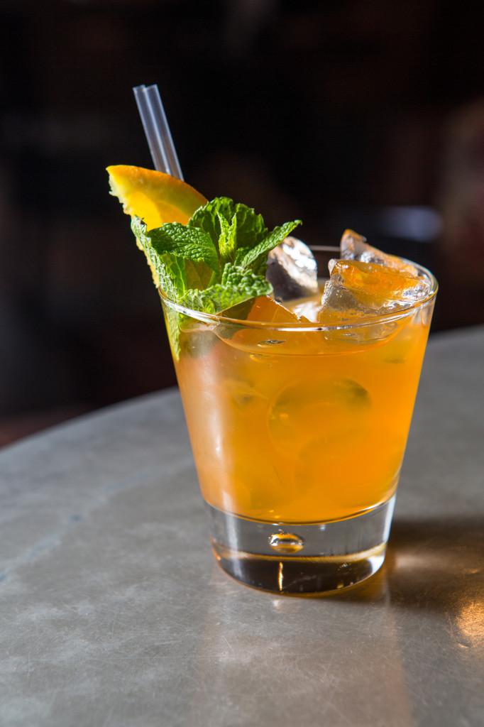 Element Mai Tai Cocktail