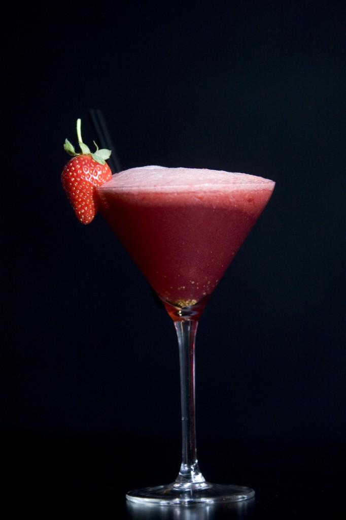 Dusk's own Flirtini Cocktail