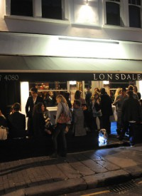 The Lonsdale Bar