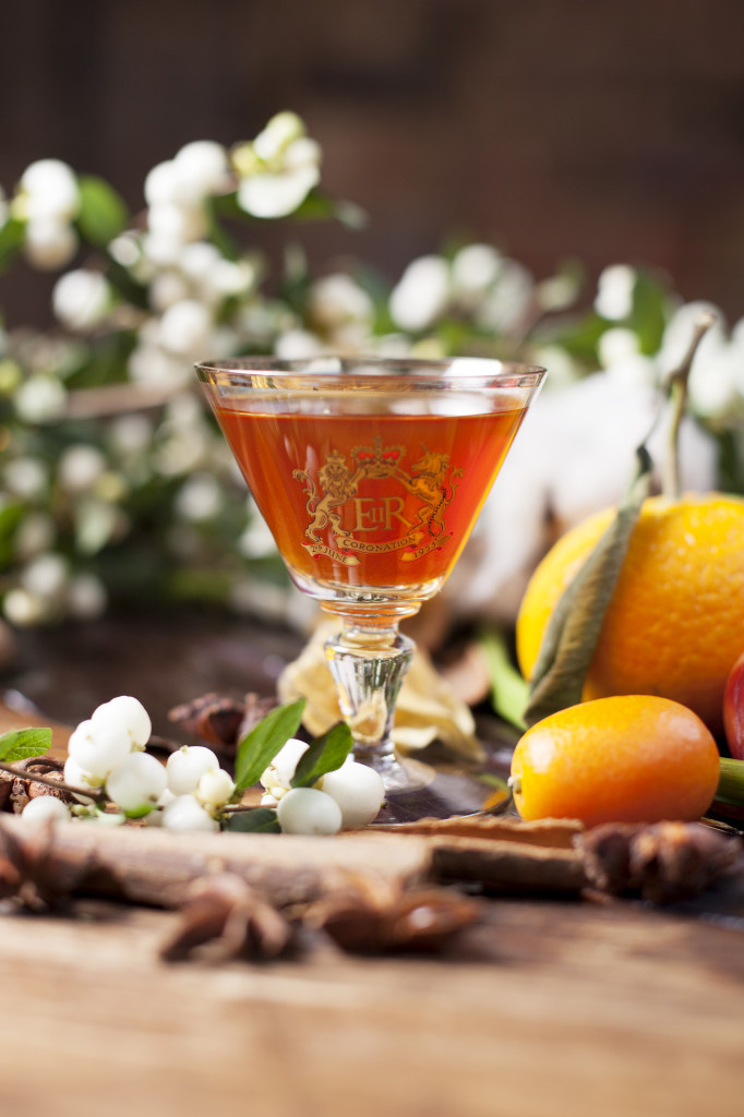 Manhattan Project Cocktail