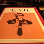 Cocktail Bar Review: LAB Bar, London