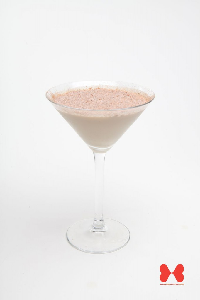 Toblerone Martini
