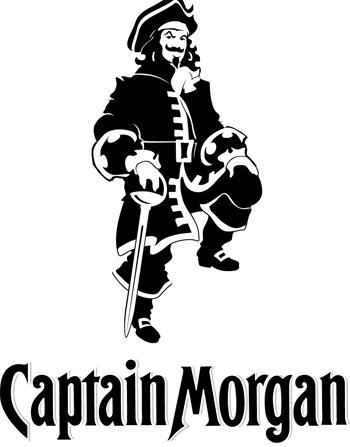 Pix For > Captain Morgan White Rum Logo