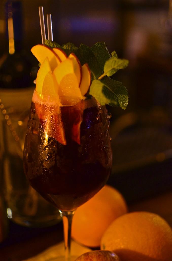 Al Rojo Vivo Seve Ballesteros Cocktail