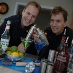 "Cocktail Parties at Home – Interview with the ""Cocktail Shaker Boys"""