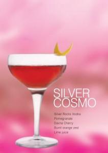 silver cosmo