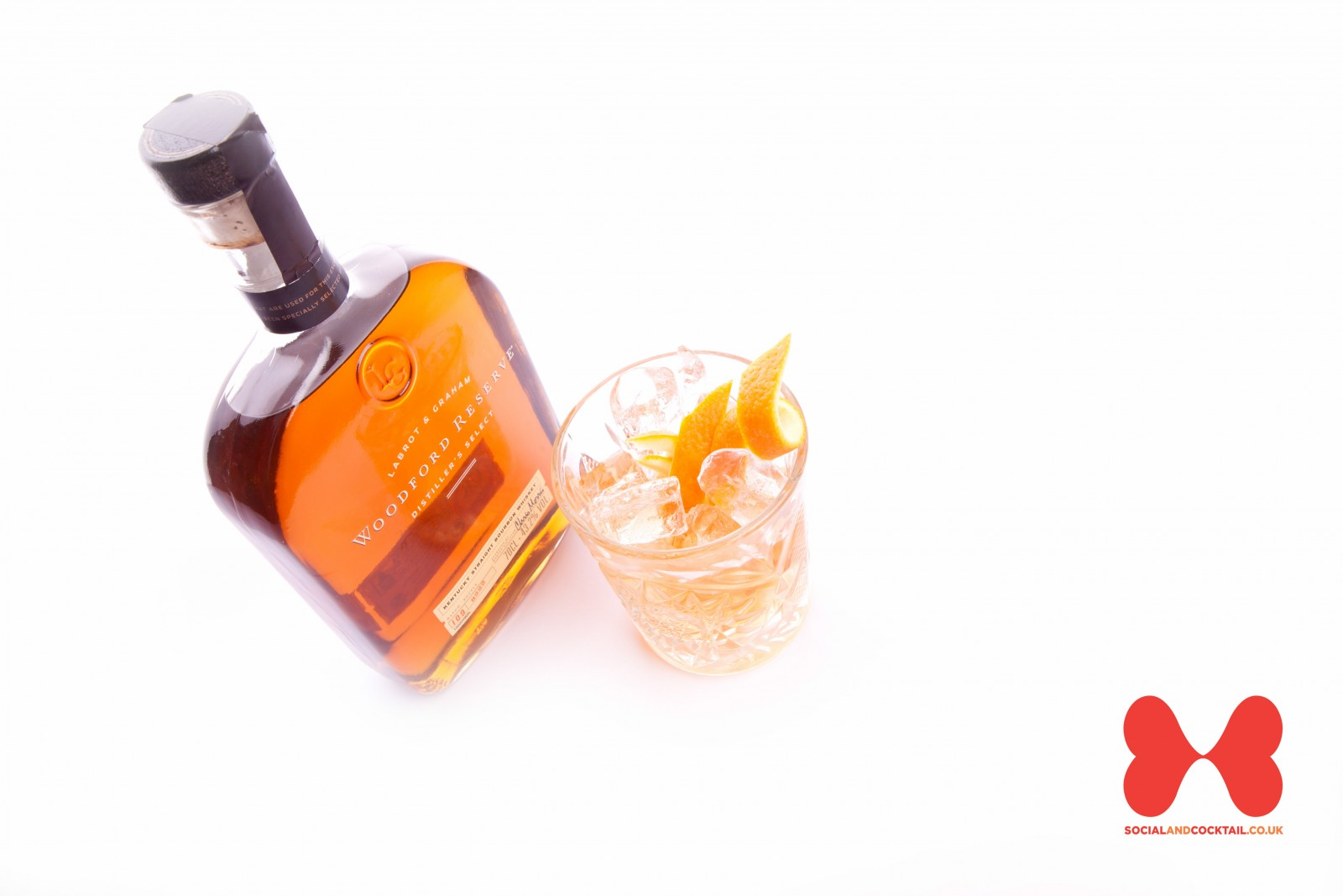 Woodford old fashioned recipe