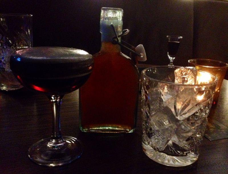 Communion Bar Cocktail Bar Review | Cocktail Bars London