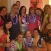 Becky Danskin (Troon) – Bridesmaid – May 2014