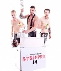 Bartenders Stripped Book now