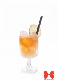 Dark `N` Stormy Cocktails