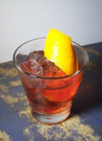 Negroni Cocktails