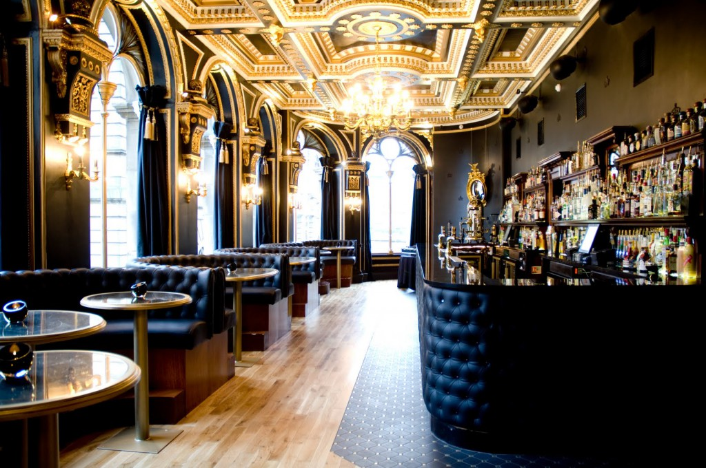 The Voodoo Rooms Cocktail Bar Review | Cocktail Bars Edinburgh