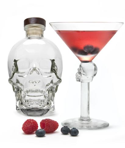 Crystal Head Elixir Cocktail
