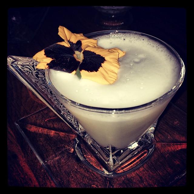 The Elder Lady Cocktail