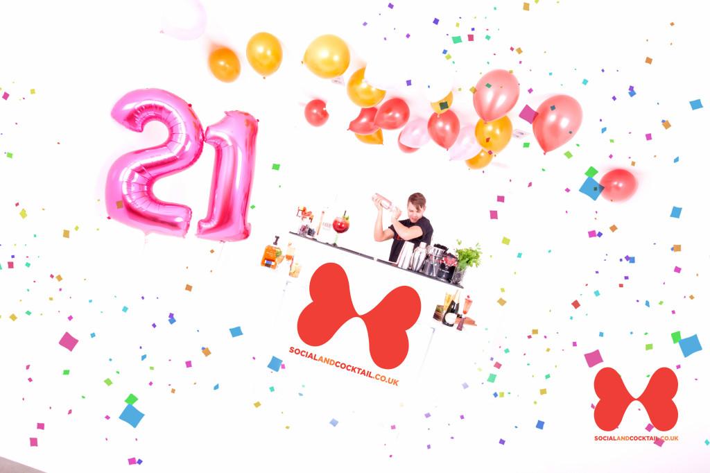 21st birthdays