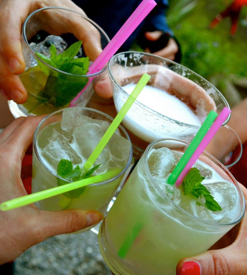 Party Cocktails Ideas Part - 30: Garden Parties