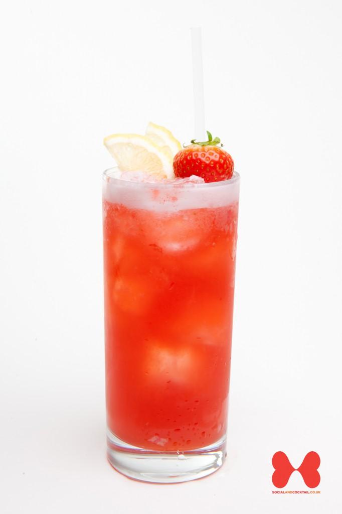 Summer Berry Sling
