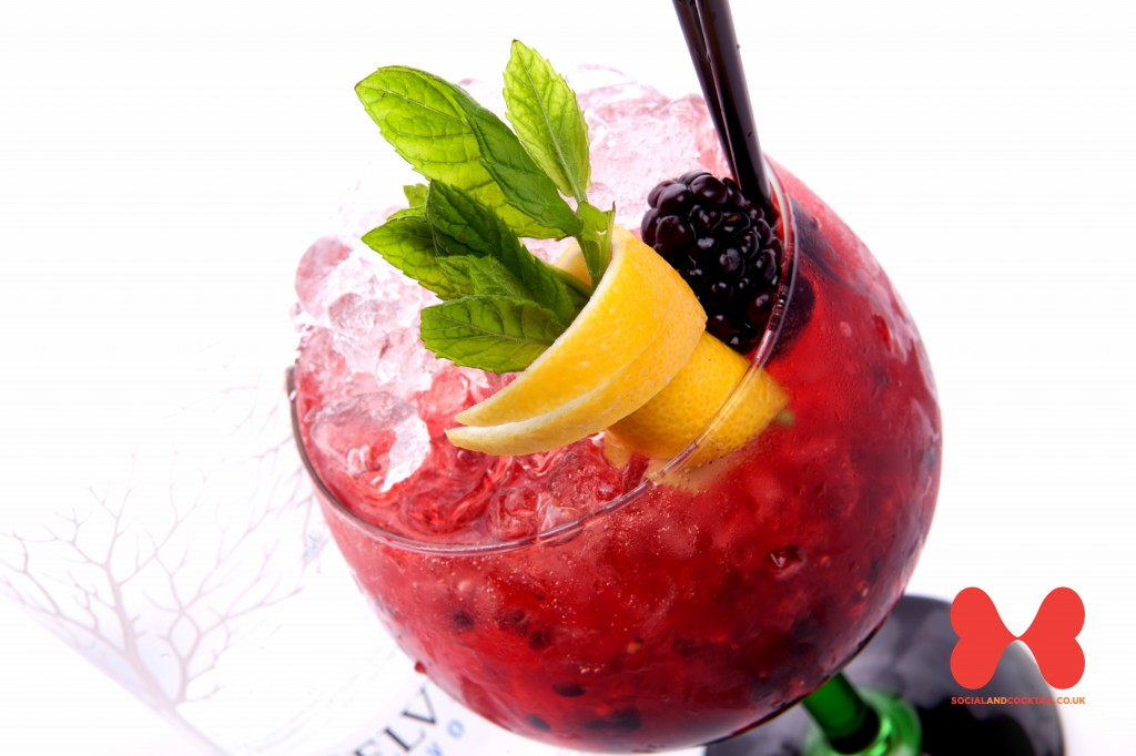 Very Berry Belvedere
