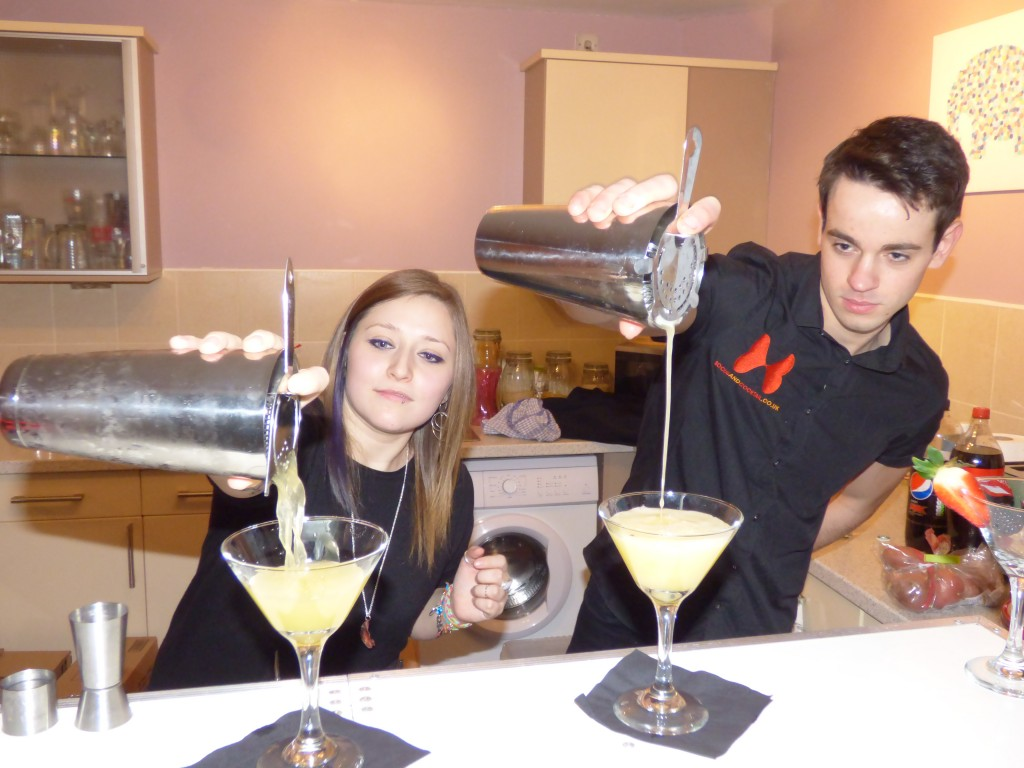 cocktail masterclasses dublin