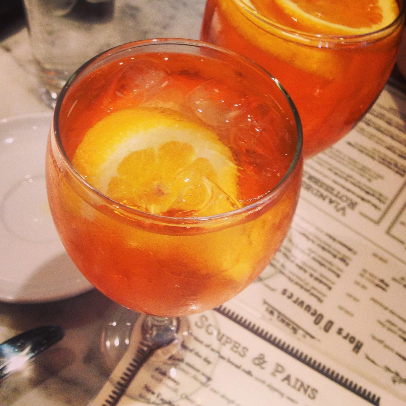 Aperol Spritz – Have It Your Way.
